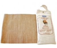 Пояс медицинский эластичный согревающий с шерстью верблюда/ ALMED