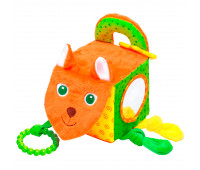 Игрушка «Кубик Лиса»