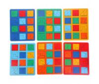 """Игрушка """"Сложи квадрат"""", 3 уровень"""