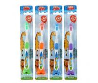 Зубная щетка Детская мягкая от 4 до 8 лет D.I.E.S.