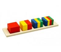 Игра Дроби квадрат/10 фигурок