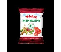 """Леденцовая карамель """"Виталор Женьшень"""" с витамином С"""